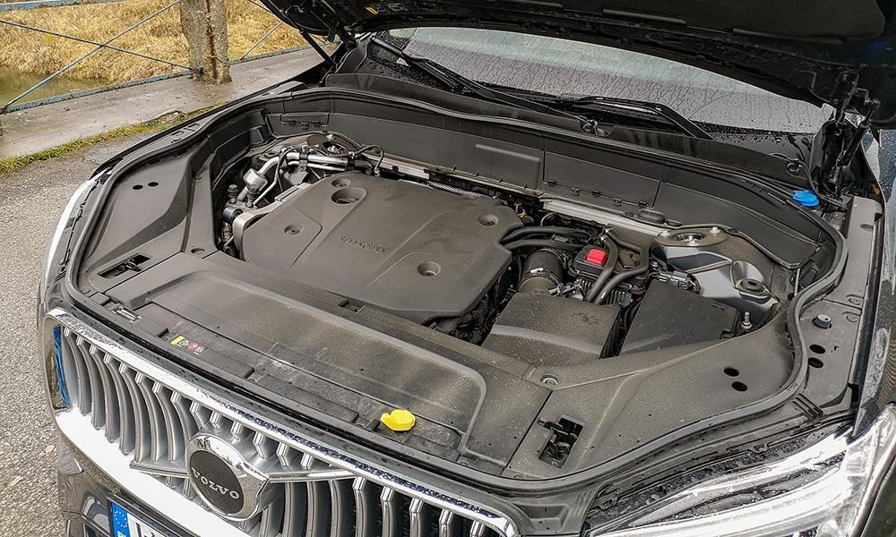 silnik 235 KM w Volvo