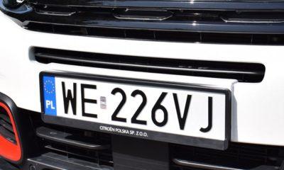 tablica rejestracyjna rejestracja samochodów przez internet