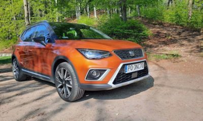 Seat Arona Outdoor Edition