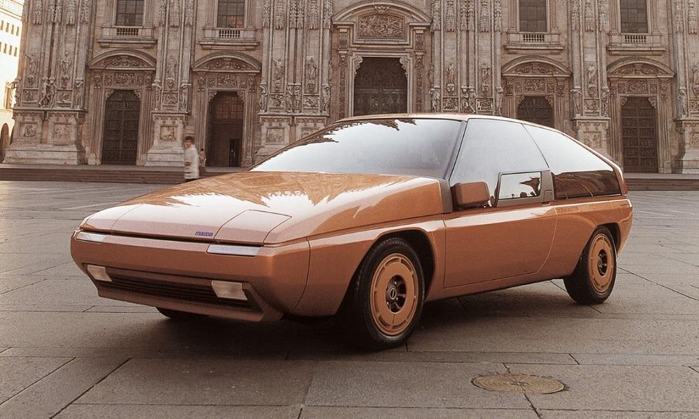 Mazda MX-81 Aria