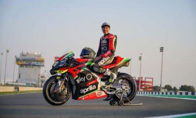Aleix Espargaro MotoGP Aprilia 2020