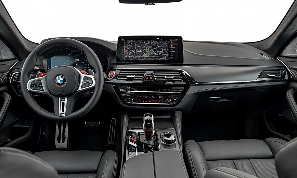 BMW M5 Competition FL