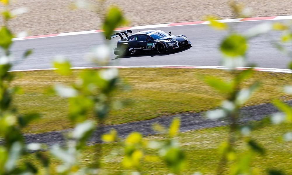 Ferdinand Habsburg testy DTM 2020 Nurburgring
