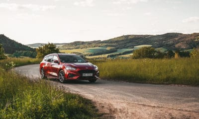 Ford Focus Kombi ST-Line 2020 przód