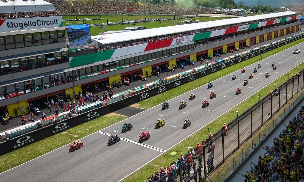 Grand Prix Włoch MotoGP nie odbędzie się w tym roku motogp kalendarz 2021