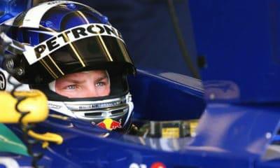 Kimi Raikkonen 2001 Sauber F1