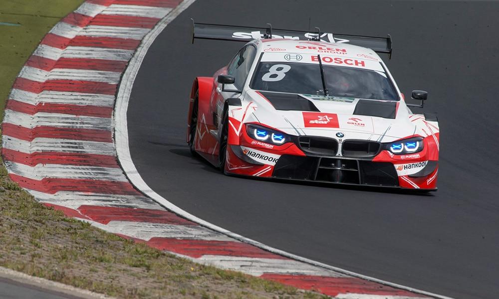 Robert Kubica BMW M4 DTM testy Nurburgring 2020 rywale Roberta Kubicy gdzie oglądać DTM w Polsce