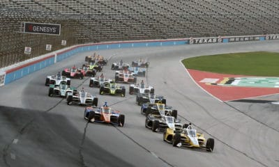 Start Texas 2020 IndyCar