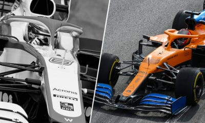 Williams i McLaren kłopoty finansowe 2020