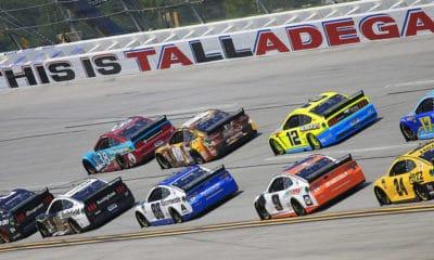 amerykański motorsport 2020 nascar wyścig