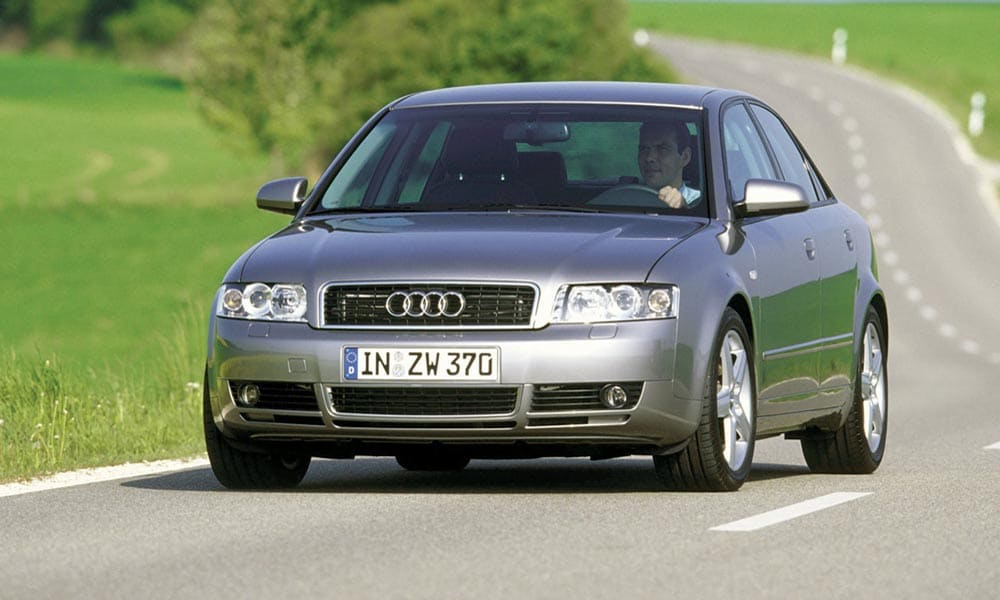 żarówki Audi A4 B6