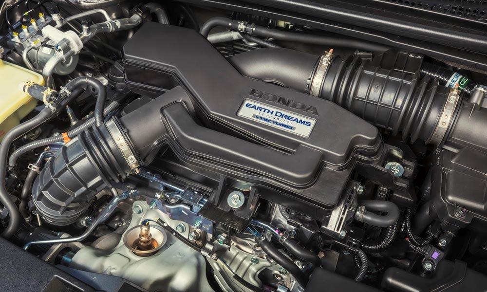 gwarancja na silnik 2019 Honda HR-V