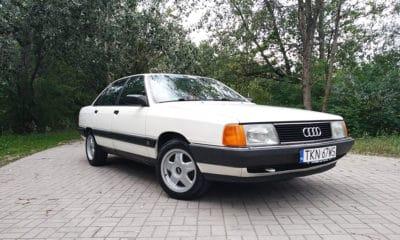 Audi 100 C3 1990 przód