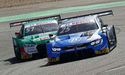 BMW vs Audi DTM 2020