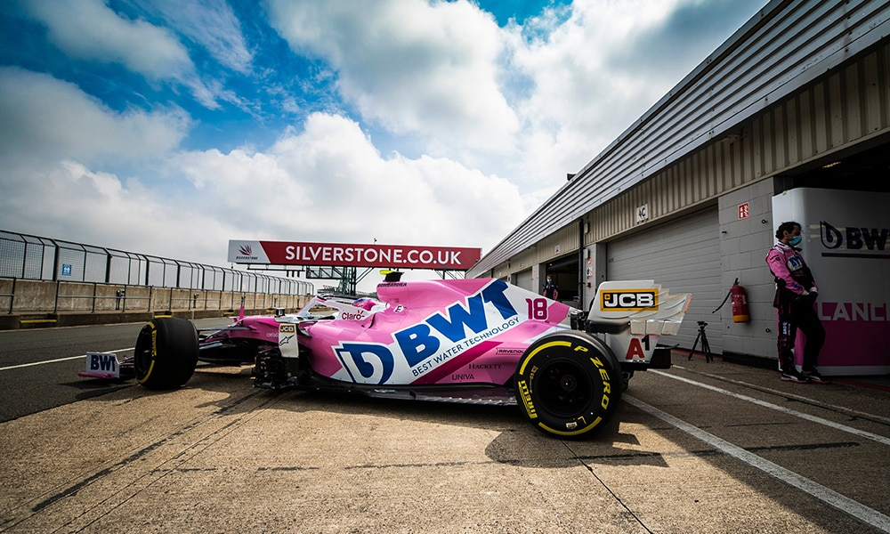 BWT Racing Point 2020 Silverstone