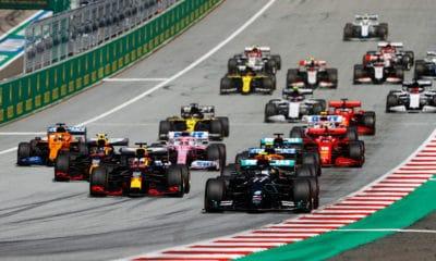 zarobki zespołów f1 2020 Bottas start GP Austrii 2020 koronawirus
