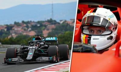 Hamilton i Vettel treningi analiza 2020 GP Węgier