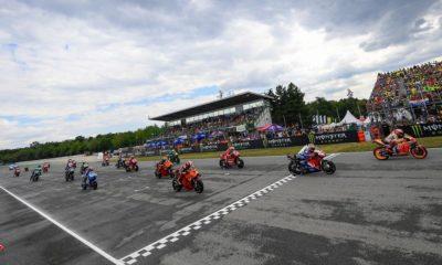 Grand Prix Czech 2020 MotoGP bez publiki