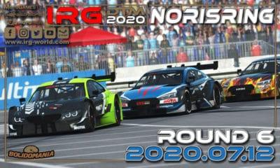 IRG DTM 2020 Norisring