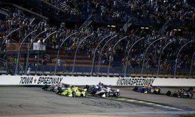 Iowa Speedway 2019 IndyCar amerykański motorsport