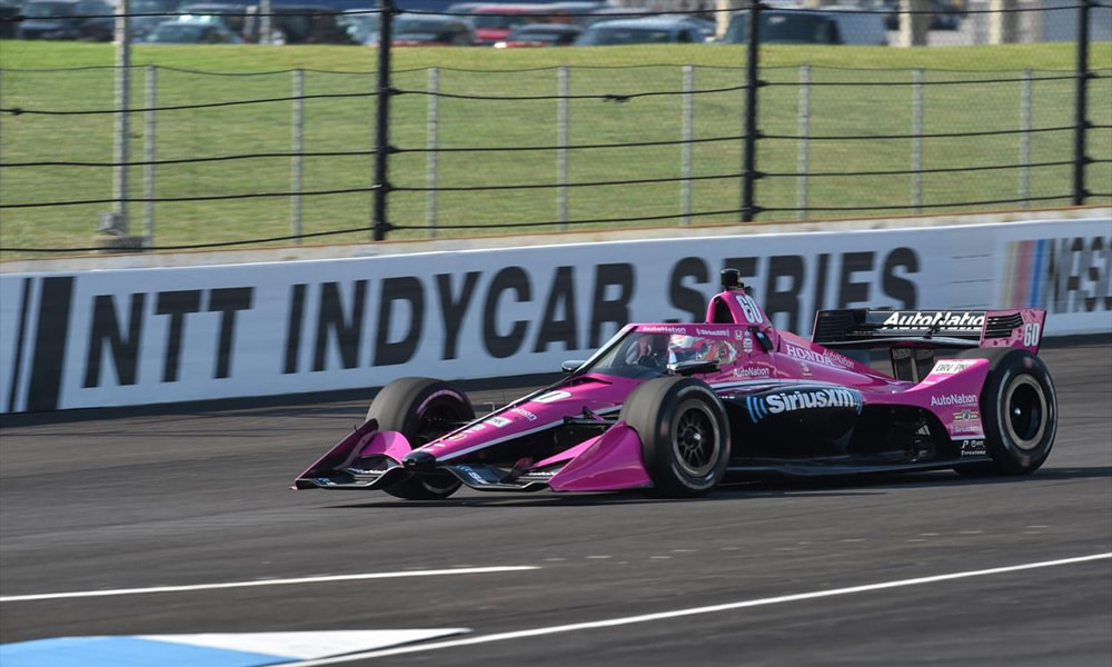 Jack Harvey Indy GP 2020