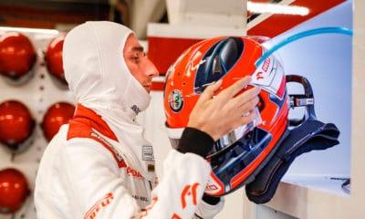 Kubica Alfa Romeo GP Styrii 2020