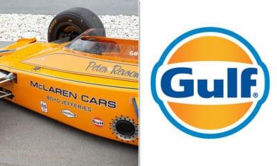 McLaren i Gulf 2020