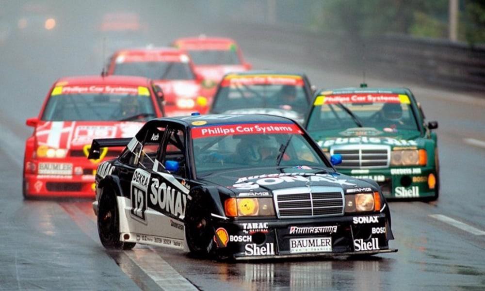 Mercedes DTM lata 90
