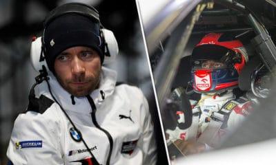 Philipp Eng chwali Robert Kubica DTM 2020