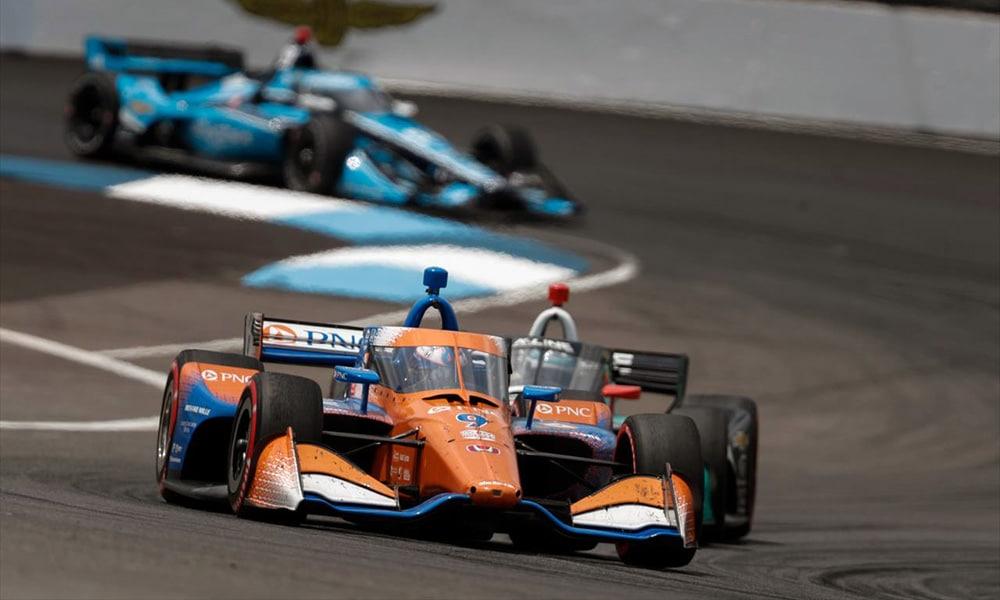Scott Dixon Indy GP 2020