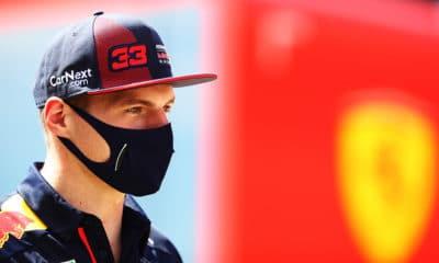 Verstappen 2020 Red Bull Silverstone