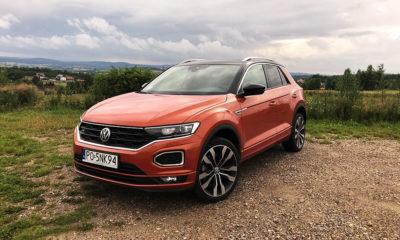 Volkswagen T-Roc 2020 przód 1