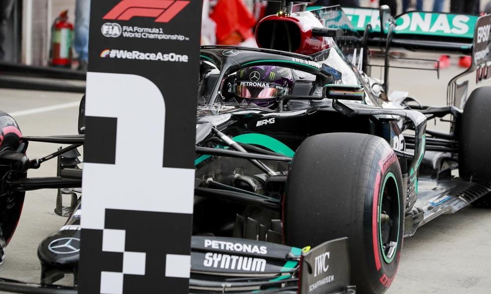 Klasyfikacja kierowców F1 2020 Lewis Hamilton