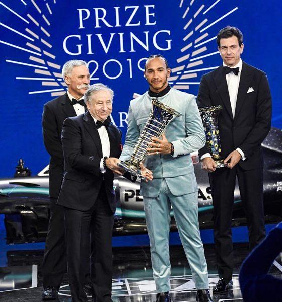 mistrzostwo świata f1 lewis hamilton 2019