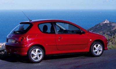 żarówki Peugeot 206