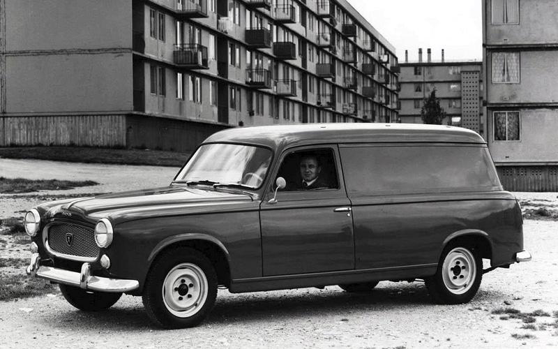 Peugeot 403 furgonetka