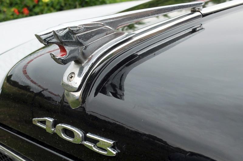 Peugeot 403 wycieraczki