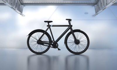 rowery elektryczne vanmoof