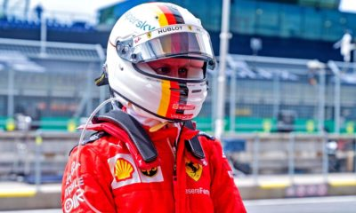 Sebastian Vettel GP Austrii 2020