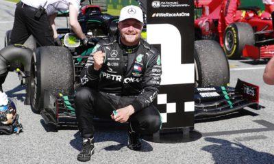 Klasyfikacja kierowców F1 2020 Valtteri Bottas