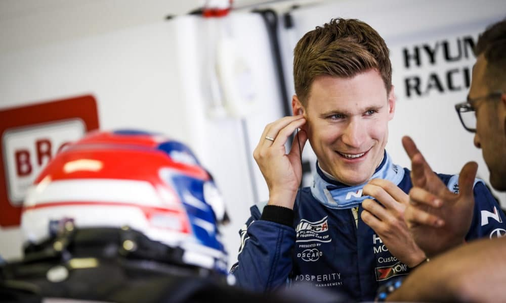 Nicky Catsburg WTCR kierowca