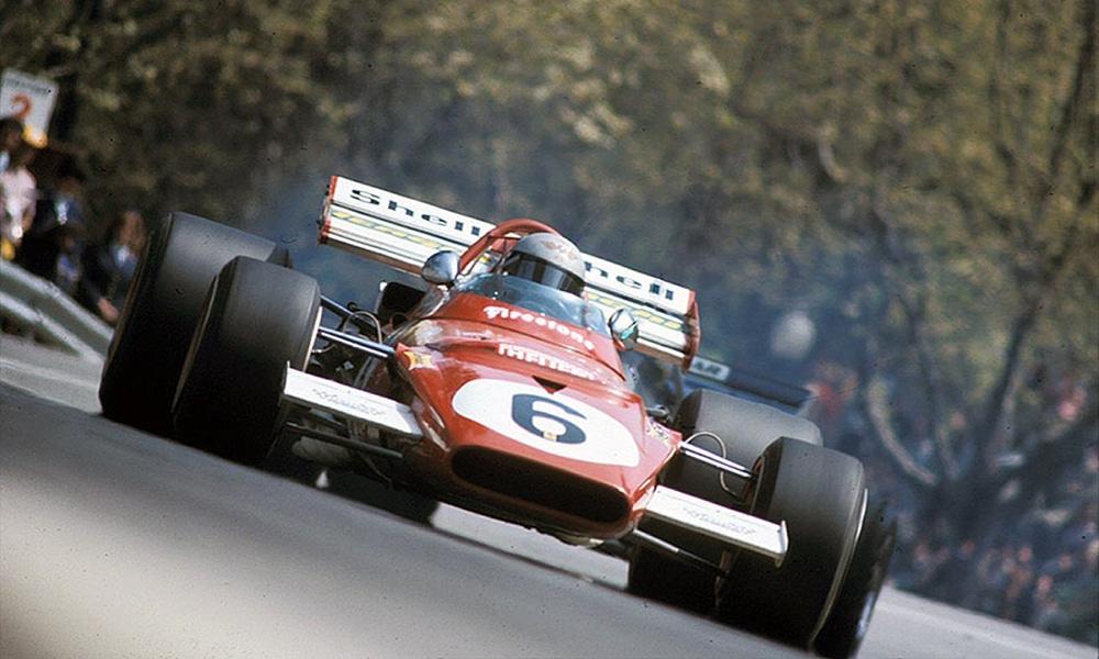 1971 Montjuich Spain Mario Andretti PHN16