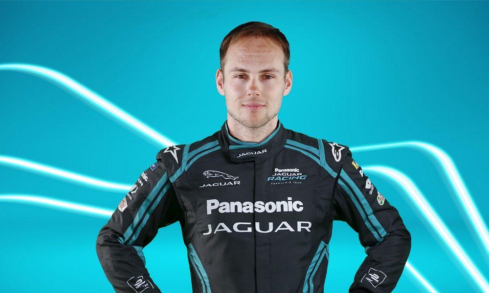 Tom Blomqvist Jaguar