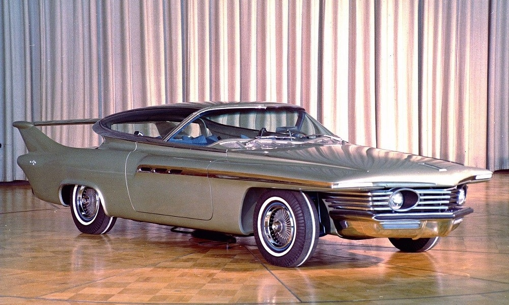 Chrysler Turboflite Concept