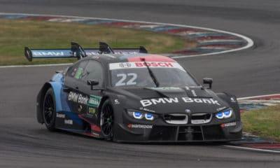 Lucas Auer BMW - Lausitzring