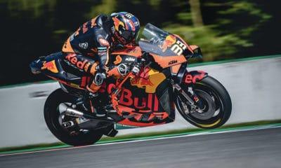 Brad Binder MotoGP GP Czech 2020 zwycięstwo