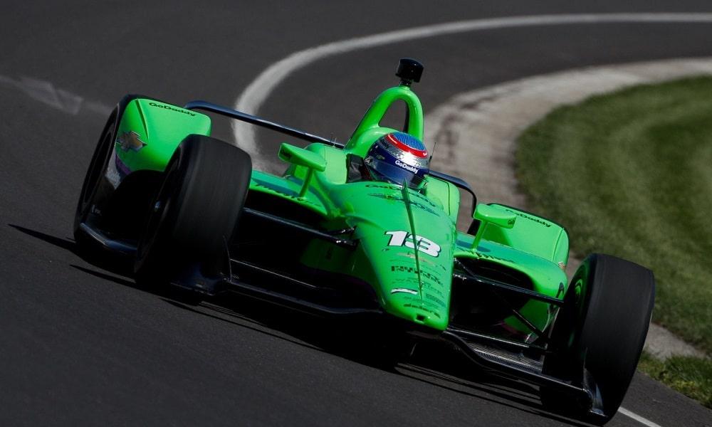 Danica Patrick Indy 500 2011