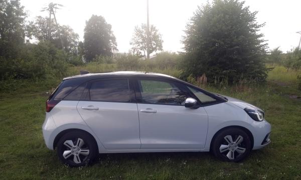 Honda Jazz - sylwetka