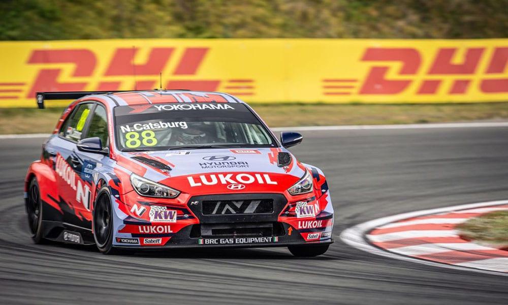Nicky Catsburg Hyundai Motorsport