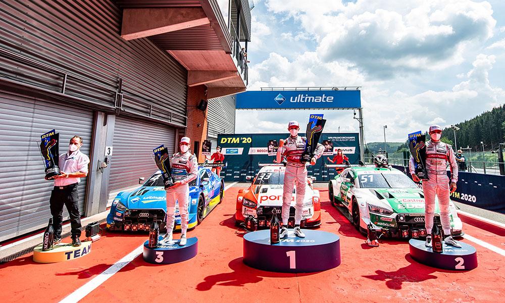 Rast Muller Frijns Spa 2 DTM 2020